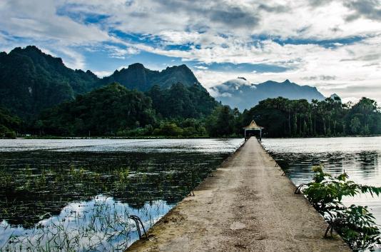 Hpa-An, Myanmar.