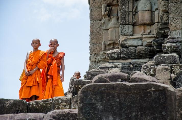 Temples of Angkor, Cambodia.