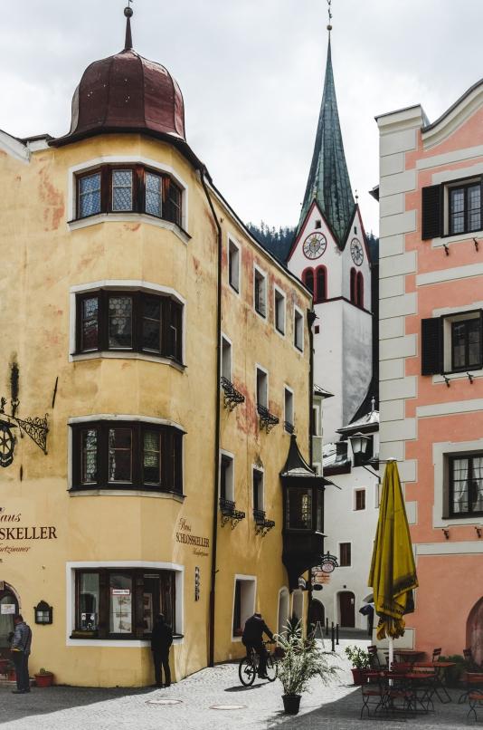Rattenberg, Austria.