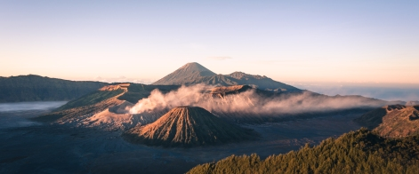 Mount Bromo, Indonesia.