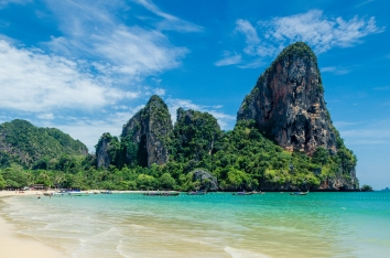 Railay Bay West, Thailand.