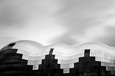 The Sage, Gateshead, England.