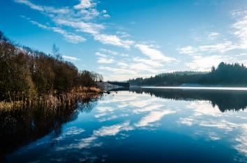 Kielder Water, England.